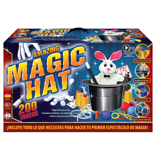 Amazing Magic Hat - 200 Truques