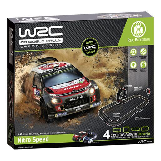 Circuito WRC Nitro Speed