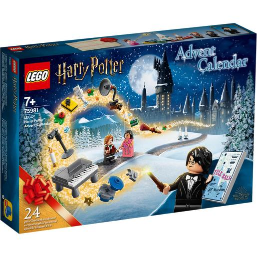 LEGO Harry Potter - Calendário de Advento - 75981