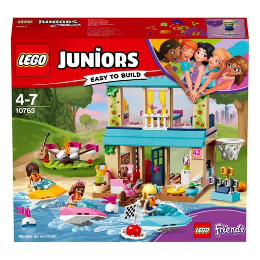 LEGO Junior - A Casa à Beira do Lago da Stephanie - 10763