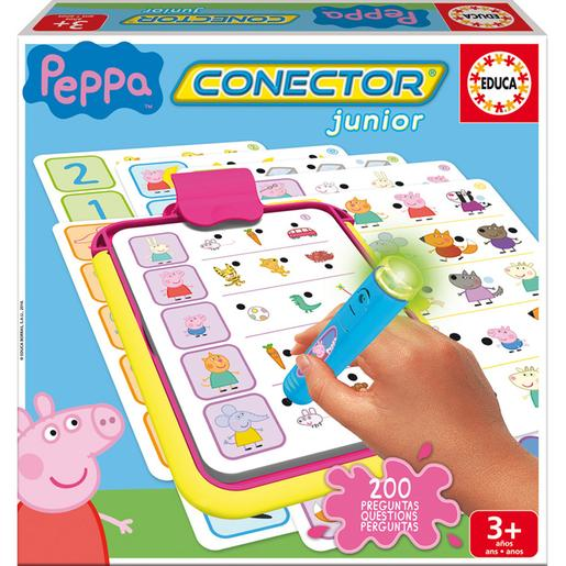 Educa Borrás - Porquinha Peppa - Conector Junior