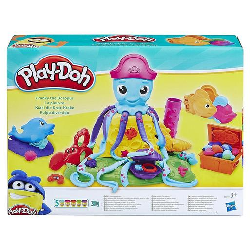 Play-Doh - Cranky The Octopus