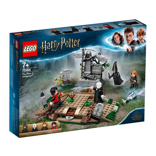 LEGO Harry Potter - Levantamento de Voldemort - 75965