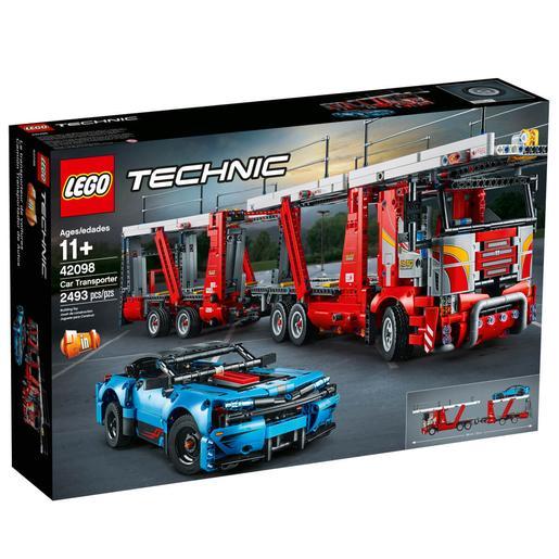 LEGO Technic - Transportador de Carros - 42098