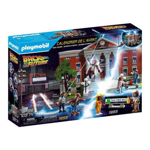 Playmobil - Calendário do Advento Back To The Future