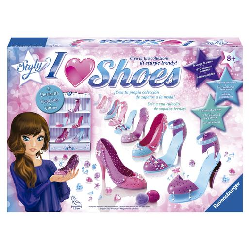 Ravensburger - Love Shoes Plus