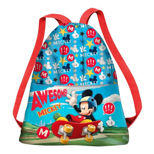 Mickey Mouse - Saco Strap Infantil