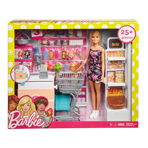 Barbie - Supermercado