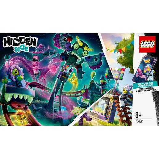 LEGO Hidden Side - Feira Popular Assombrada - 70432