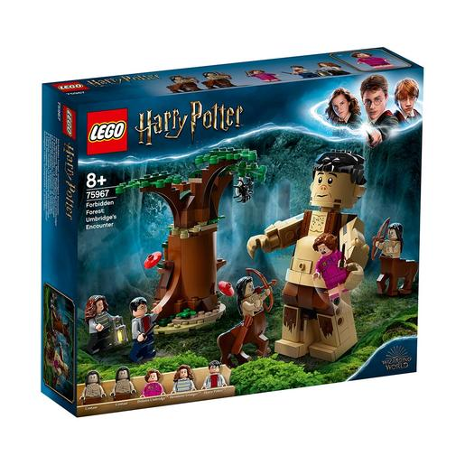 LEGO Harry Potter - A Floresta Proibida: o encontro de Umbridge