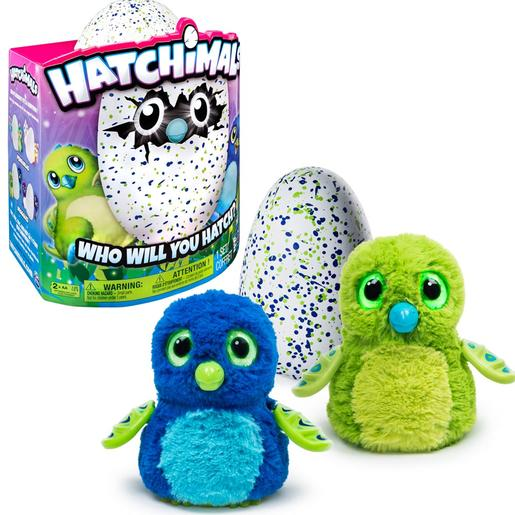 Hatchimals - Draggle Verde