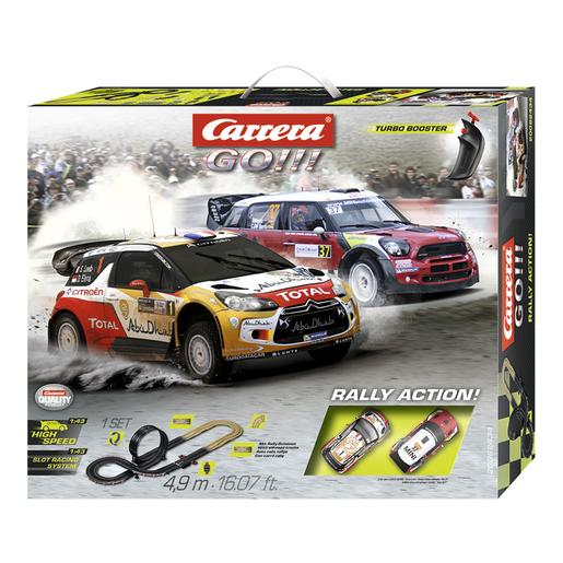 Carrera - Rally Action