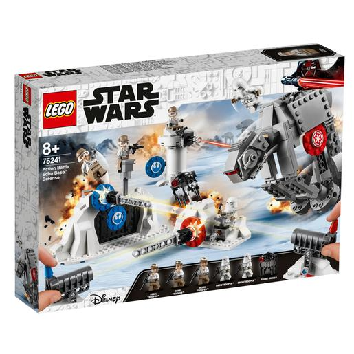 LEGO Star Wars - Defesa Action Battle Echo Base - 75241