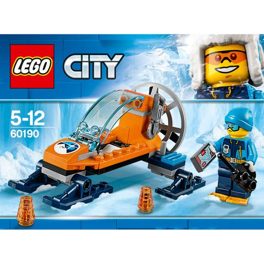 LEGO City - Planador do Gelo do Ártico - 60190