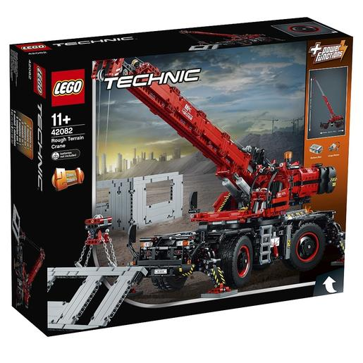 LEGO Technic - Grua para Terreno Agreste - 42082