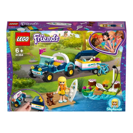 LEGO Friends - Buggy e Reboque da Stephanie - 41364