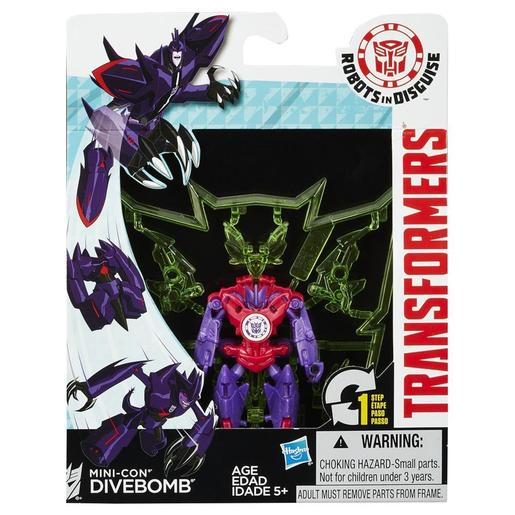 Transformers - Divebomb - Mini-Cons RID