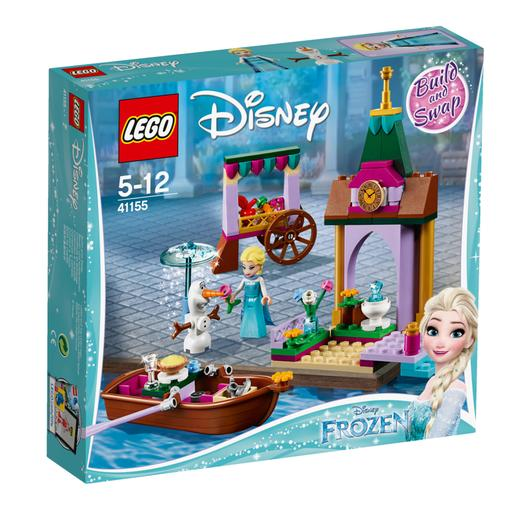 LEGO Disney Princess - A Aventura da Elsa no Mercado - 41155