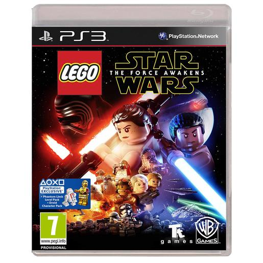PS3 - LEGO Star Wars The Force Awakens