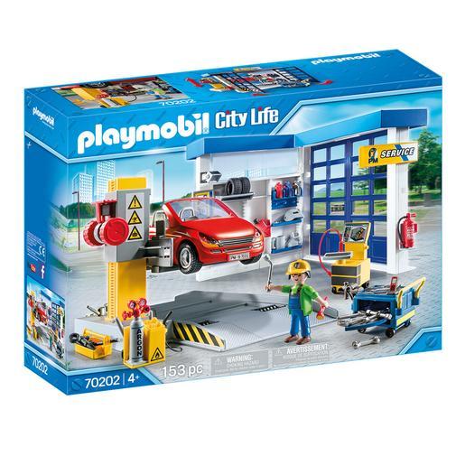 Playmobil City Action Car repair - 70202