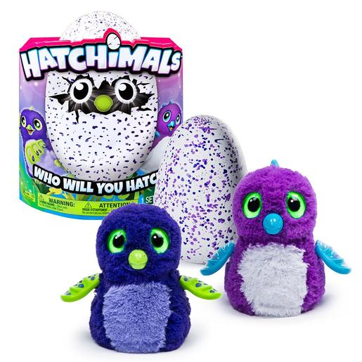 Hatchimals - Draggle Roxo