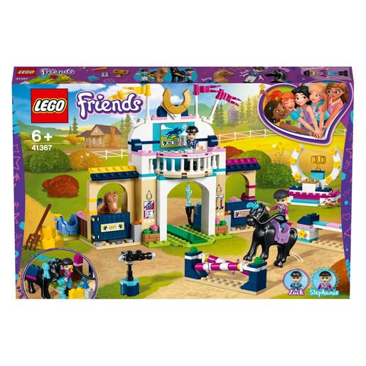 LEGO Friends - O Salto a Cavalo da Stephanie - 41367