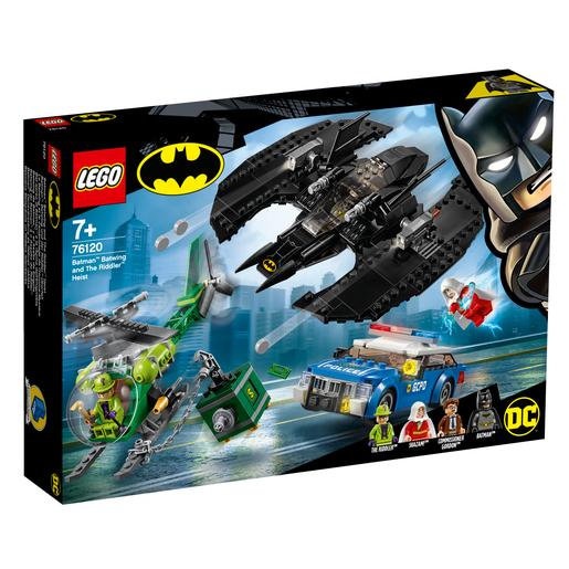 LEGO Super Heróis - Batwing do Batman e o Assalto do Enigma - 76120