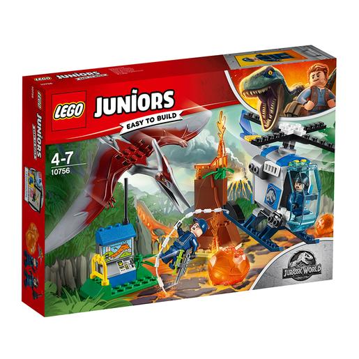 LEGO Junior - Fuga do Pteranodon - 10756