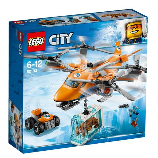 LEGO City - Transporte Aéreo do Ártico - 60193