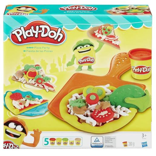 Play-Doh - A Pizzaria