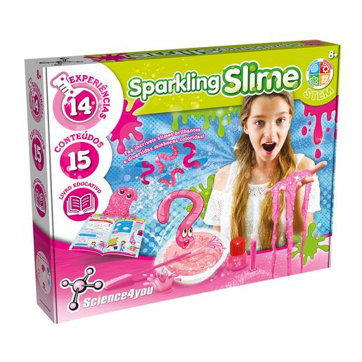 Science4you - Sparkling Slime