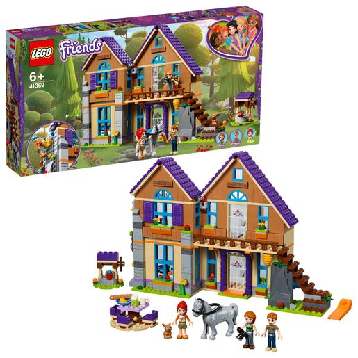 LEGO Friends - A Casa da Mia - 41369