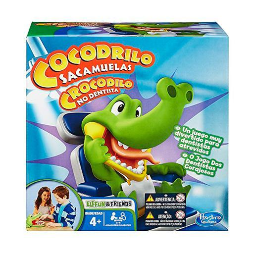 Crocodilo No Dentista
