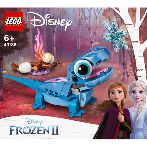 LEGO Disney Princess - Bruni a salamandra, personagem para construir - 43186