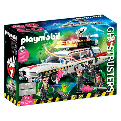 Playmobil - Ghostbusters Ecto-1A - 70170