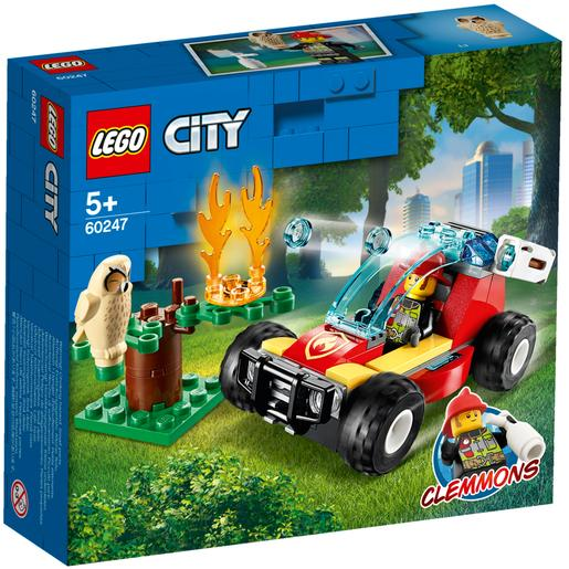 LEGO City - Fogo Florestal - 60247