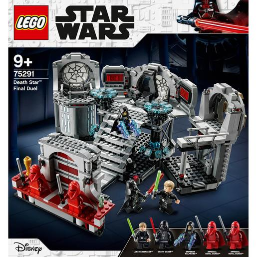 LEGO Star Wars - Duelo Final na Estrela da Morte - 75291