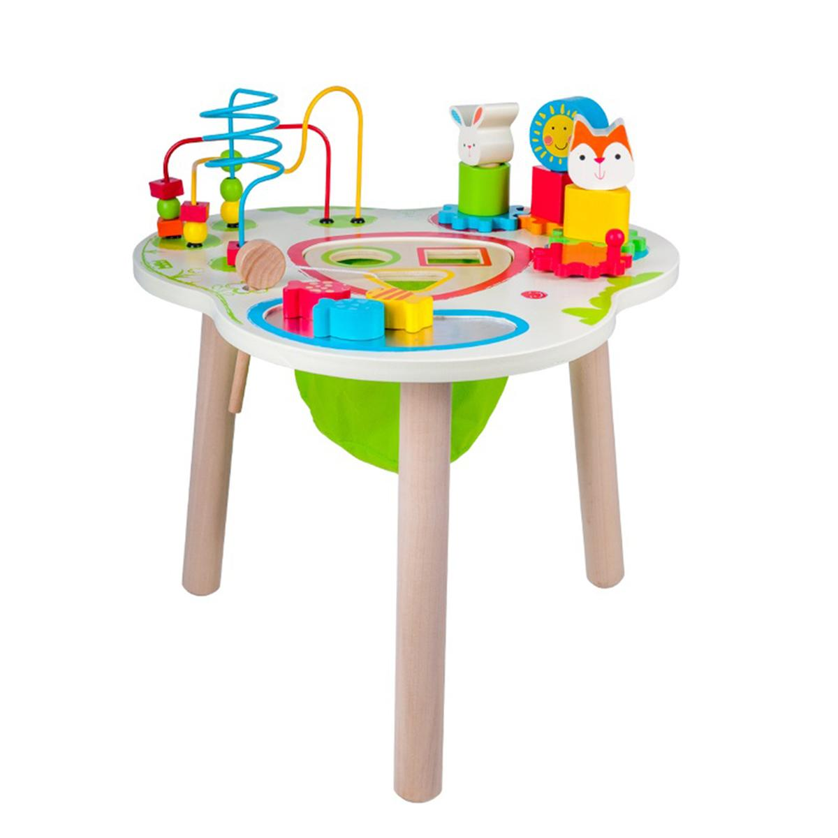 Mesa De Madeira Multifunções Imagination Discovery Loja De Brinquedos E Videojogos Online Toysrus