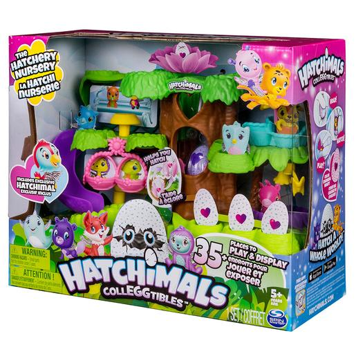 Mini Hatchimals - Árvore Mágica