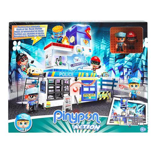 Famosa Pinypon - Armadilhas Na Esquadra De Polícia