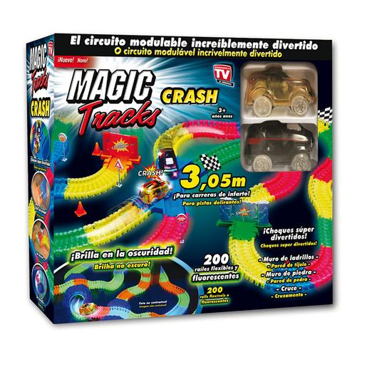 Magic Tracks Crash Pista