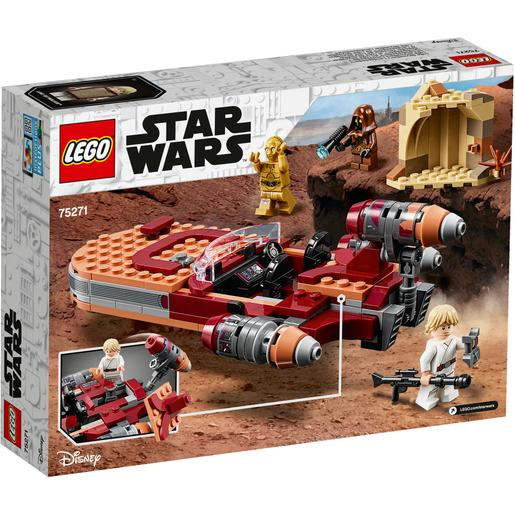 LEGO Star Wars - Speeder Terrestre de Luke Skywalker - 75271