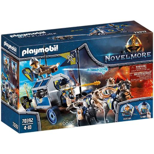 Playmobil - Transporte do Tesouro de Novelmore - 70227