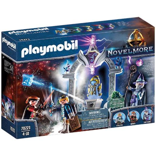 Playmobil - Templo do Tempo - 70223
