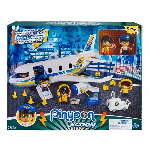 Pinypon - Emergencia en el Avión Pinypon Action