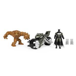 Batman - Veículo com 2 Figuras