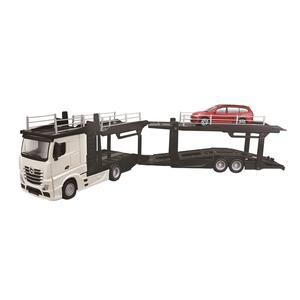 Bburago - Camião Mercedes-Benz Actros 1:43 (vários modelos)