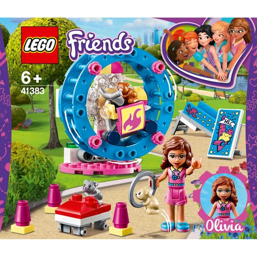 LEGO Friends - O Recreio do Hámster da Olivia - 41383