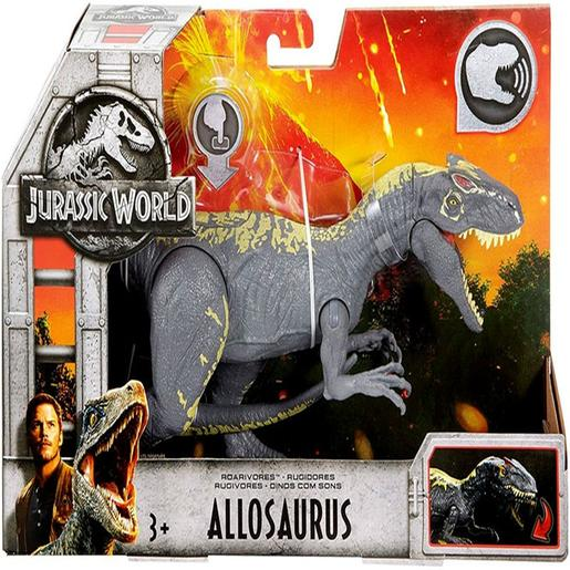 Jurassic World - Allosaurus - Dino Sons