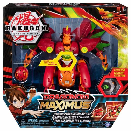 Bakugan - Dragonoid Maximus